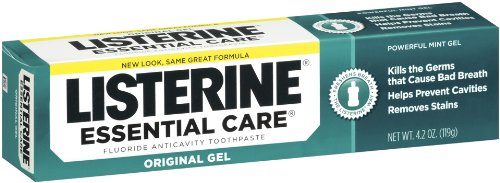 turner dental care listerine toothpaste