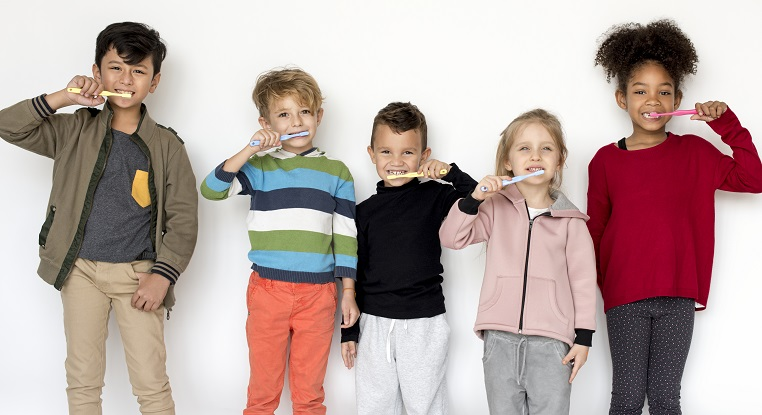 5 Fun Ways to Help Your Kids Practice Good Dental Hygiene