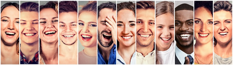 5 Great Reasons to Smile and Laugh More