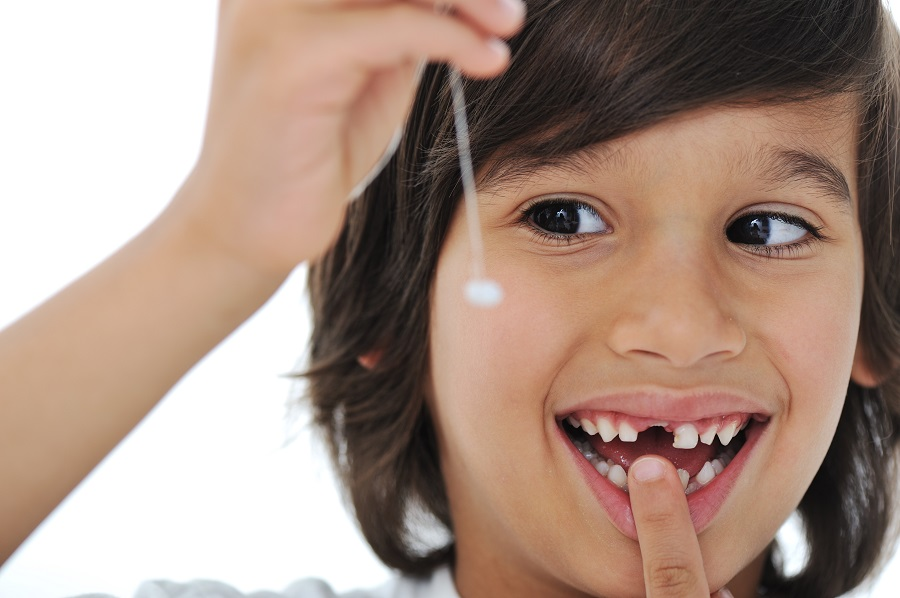 What to Do When Children Lose Their First Baby Teeth