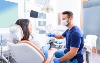 vistit at the dentist in aliso viejo