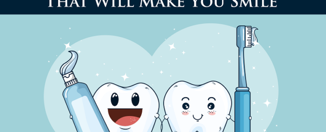 5 Silly Oral Health Facts